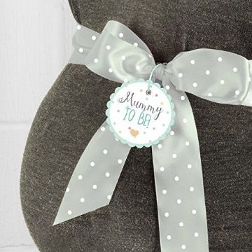 Mint Green Mummy To Be Sash